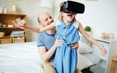 A Realidade Virtual Transforma a Experiência das Crianças ao Fazerem Exames