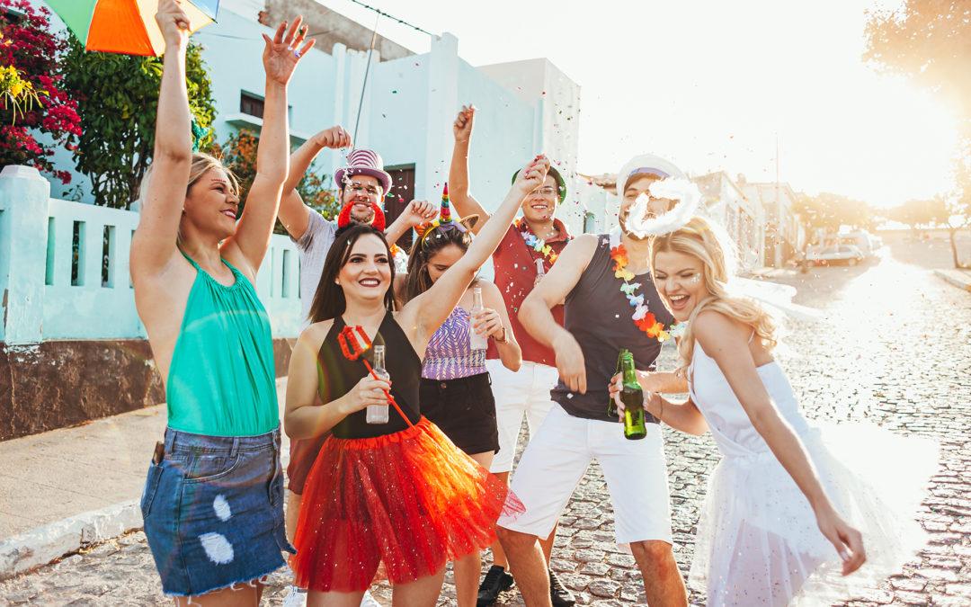 Carnaval 2020 – VAMOS BRINCAR, MAS COM CONSCIÊNCIA?
